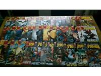 Job Lot of Astonishing Spider-Man Comics