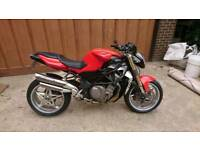 Mv brutale 910, perfect condition, low miles nt r4 750