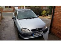 Citreon saxo for sale.