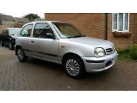 Nissan Micra 1.0 petrol cheap bargain family small ideal first car