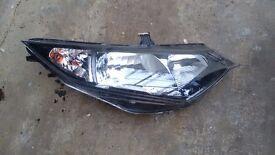 Headlight headlamp Honda Civic MK9 2011-2015 right side