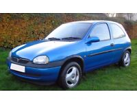 Blue 1.4 Manual Vauxhall CORSA for sale ***LOW MILEAGE***