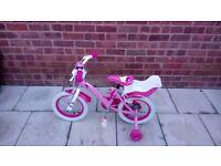 Childs bike 4-6 years