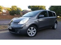Nissan Note SVE 1.6 2006 Very Good Car, Grab A Bargain
