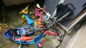 Kids prams and strollers