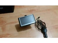 Garmin Nuvi 250W GPS Sat Nav UK Maps GOOD CONDITION