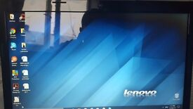 Lenovo G580 Intel Pentium dual core, 2.10 GHz, 8gb RAM, 700gb