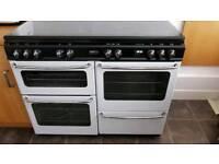 RANGE make dual fuel stove.