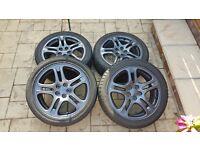 Subaru Impreza WRX Alloy Wheels 17inch