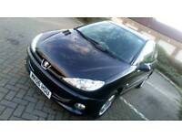 Peugeot 206 1.4 verve 8 valve 2 owners from new