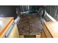 FORD TRANSIT SOLID POP UP ROOF 100 DAY/CAMPERVAN 4 BERTH WITH AWNING