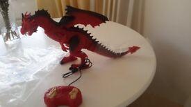 Chad valley mighty megasaur dragon