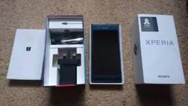 Sony xz 32gb like new with box