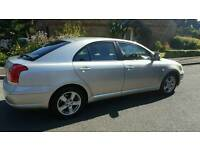 2004 Toyota Avensis 1.8 T3-X with 93k