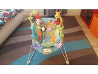 Fisher price Discover and grow baby bouncer/ rocker