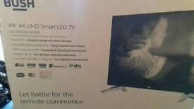 "Bush 49"" smart tv"