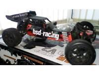 Prime Baja v2 Rwd Electric RC Buggy. Excellent Condition Boxed. RTR.