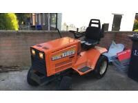 Kubota g3hst garden tractor