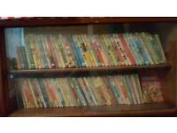 100+ Early Enid Blyton Book Collection