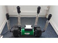 Salamander RSP100 3.0 Bar Twin Impeller Positive Centrifugal Whole House Pump