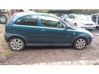 Vauxhall corsa 1.2 sxi breaking for parts.