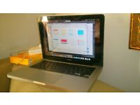 Apple MacBook Pro A1278 13.3 inch with 256 Gb SSD hard drive