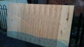 5 X PLY BORADS SHEETS 7FT X 4FT