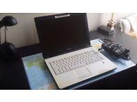 Old Sony Vaio laptop