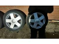 ford fields alloy wheels 4x108