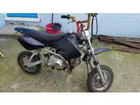 Wanted Motorbike/pitbike mechanic