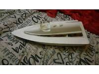 A small Rc boat