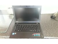 lenovo ideapad 100s (Laptop and Case)