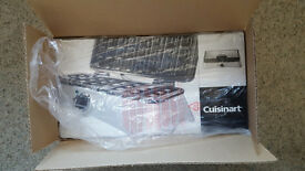 Cuisinart waffle finger maker & dipping station   brand new, unused, in box with original packaging