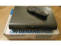 Sky HD 2 TB Box