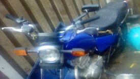 Yamaha sr125 1998