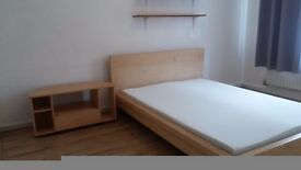 Newly furnished double room available. All bills included