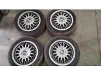 BBS Alloys VR6 5x100 15""