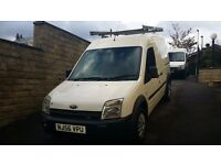 2006 / 56 Plate Ford Transit Connect 1.8TDCI T230 LWB HIGH ROOF Panel Van NO VAT NO VAT NO VAT
