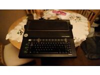 Brother CE60 Electric Typewriter