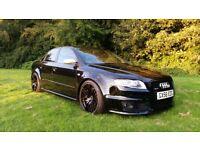 Audi RS4 QUATTRO 448BHP - Over 10K Spent, Tubi Exhaust