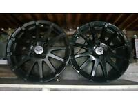 Ford fiesta zetec s alloy wheels