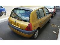 Renault clio 1.9tdi spares or repair