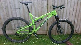 Whyte T129s full sus 29er trail / xc mountain bike