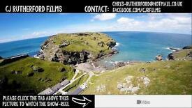 Film Maker / Cinematographer - Wedding, Corporate, Event, Promotion, Music Video. £500 p/d inc. edit