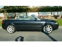 2004 AUDI A4 2.5 TDI AUTOMATIC, GOOD RUNNNER, CONVERTIBLE,