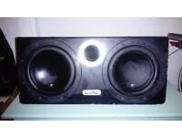 In Phase XTB212 Dual 12 inch 2800 Watts enclosure