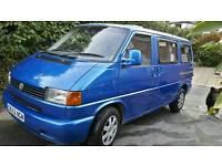 VW T4 Campervan Bargain!