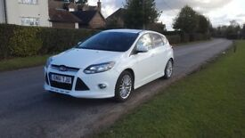 Ford Focus Zetec s 1.6 Ecoboost! Similar engine to Fiesta ST. Powerful and Economic