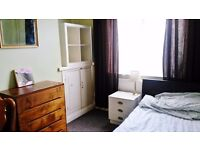 DOUBLE OR TWIN ROOM TO LET ON BOSWORTH STREET ..ALL BILLS INCLUDED .