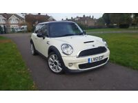 MINI Hatch 1.6 Cooper S London 12 3dr LONG MOT, CLEAN IN AND OUT